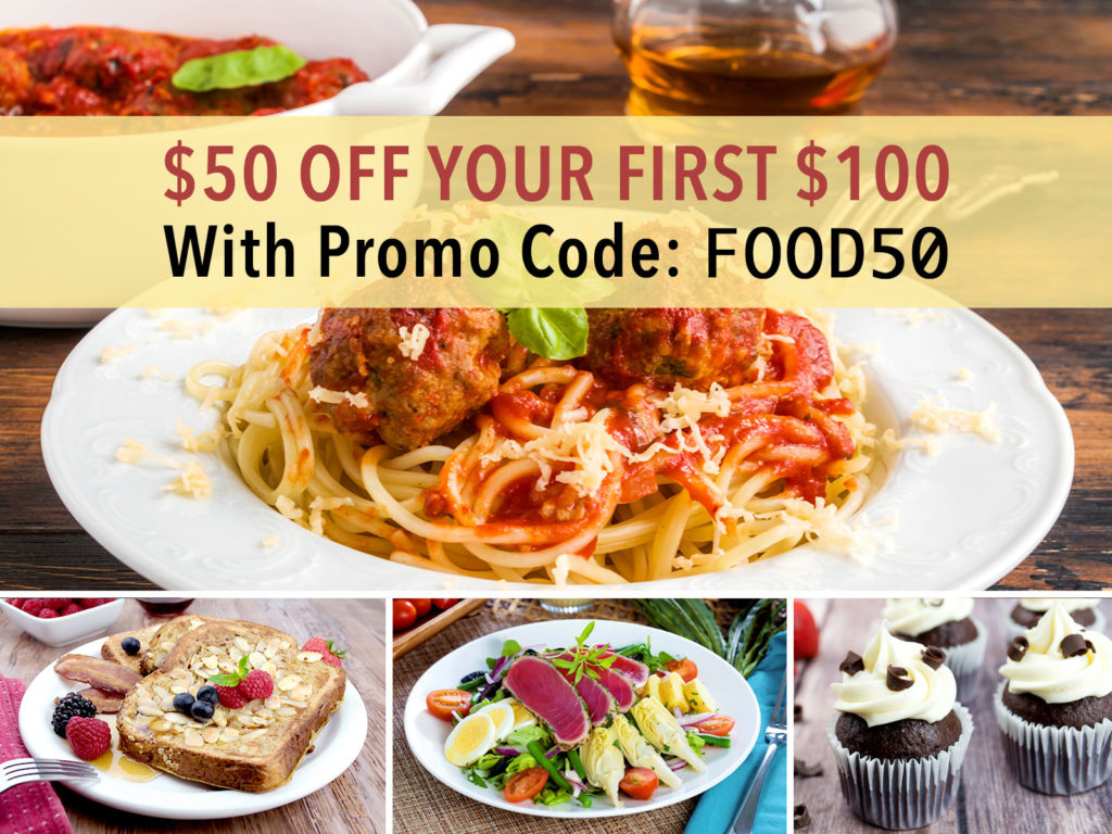 $50 off your first $100 purchase!